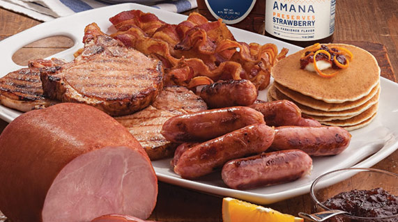 Amana Breakfasts