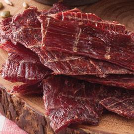 Amana Beef Jerky 1/4 lb. (Ride-Along Special $6.95)