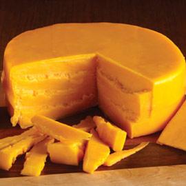 Cheddar Cheese Wheel - 2 lb