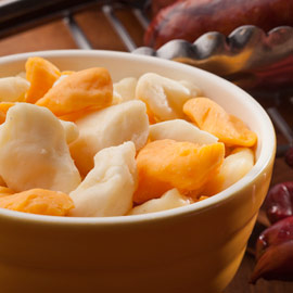 Mixed Cheese Curds 12 oz. (Ride-Along Special Price $5.75)