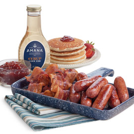Amana Sunrise Special - Sunrise Special with Smoked Bacon
